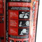 Cara Menggunakan APAR Berisi Powder Yang Benar
